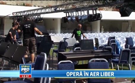 pregatiri festival opera