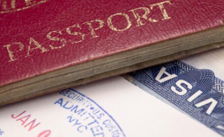 pasaport, viza