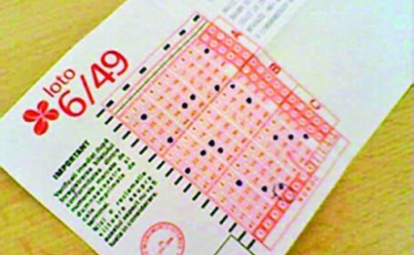 LOTO 6/49. Numerele castigatoare din 14 iulie 2013. Premiul cel mare a fost castigat
