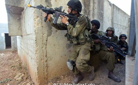 Israelul a inceput sa-si retraga trupele din Fasia Gaza. Armata israeliana confirma moartea unui ofiter
