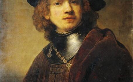 REMBRANDT VAN RIJN, tragedia unui pictor urias. Cum a pierdut totul in decurs de cativa ani