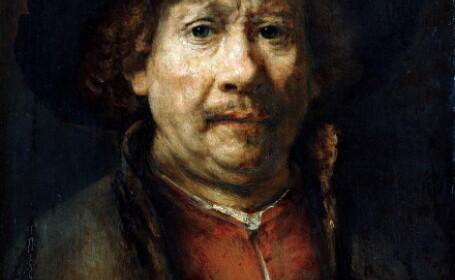 REMBRANDT VAN RIJN, povestea pictorului genial cunoscut ca un maestru al tehnicii de clar-obscur