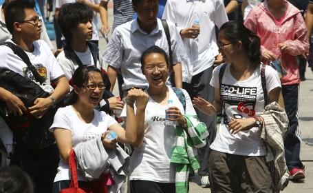 China elevi