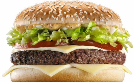sandvis Big Tasty, McDonald's