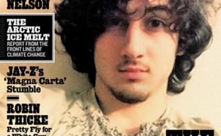 Imaginea care a incins SUA: Rolling Stone, acuzata ca \