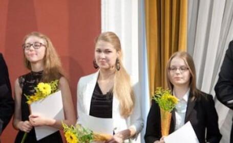 elevi, premiu, Vilnius