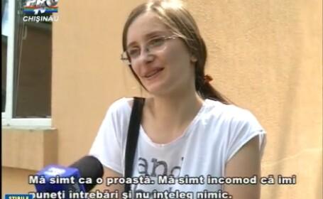 Cum se descurca la proba de Romana absolventii vorbitori de rusa din Republica Moldova. VIDEO
