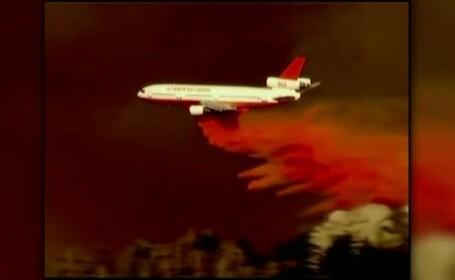 Incendii in California. Peste 6000 de oameni au fost anuntati ca trebuie sa-si paraseasca locuintele