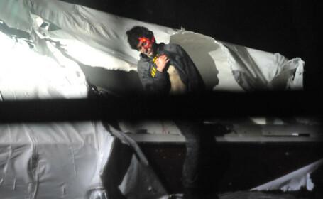 Imagini dure cu Jokar Tarnaev, lansate in semn de protest ca \