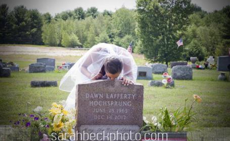 Poza care a impresionat America: gestul unei mirese in ziua nuntii