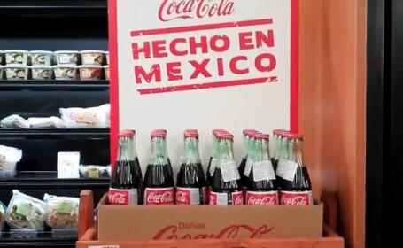 Motivul pentru care Coca-Cola mexicana \
