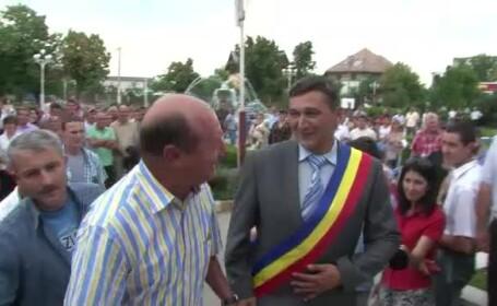 Traian Basescu, vizita neasteptata la Costesti. Tragedia care l-a impresionat pe seful statului