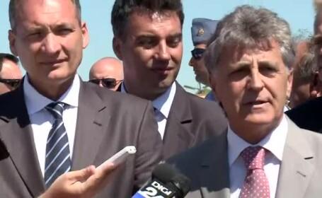 Ministrul Apararii confirma ca un avion militar apartinand Romaniei a zburat in Siria