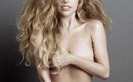 Lady Gaga nud, Instagram