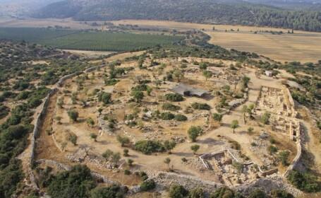 palatul regelui David, Israel