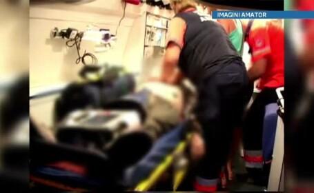 Cum a fost posibil ca un batran externat din spital sa moara in strada, dupa doar cateva minute