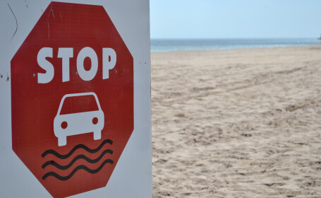 Un politist din Bucuresti aflat in vacanta pe litoral a murit dupa ce i s-a facut rau in mare