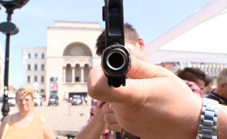 Opera Timisoara, arma