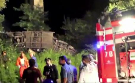 accident autocar Italia