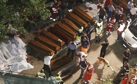 39 morti intr-un accident produs in Italia. Politia deschide o ancheta pentru omor prin imprudenta