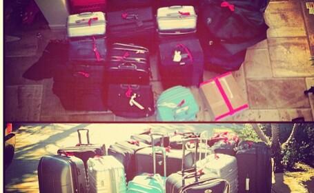bagaje Paris Hilton