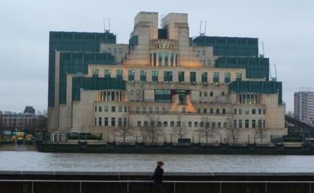 sediul MI5 din Londra