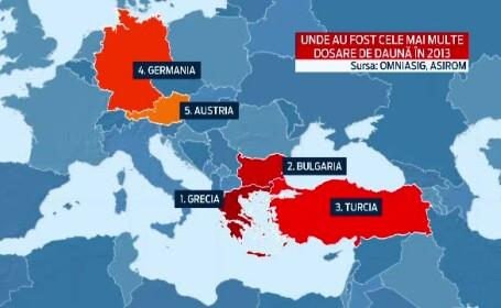 harta, Europa, despagubiri