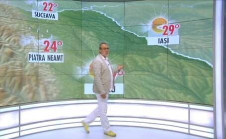 Prognoza meteo pentru weekend. Romanii vor avea parte de vreme frumoasa, fara ploi