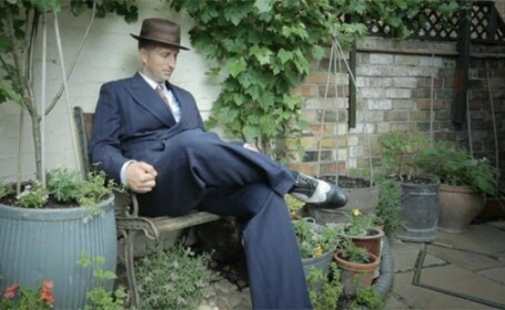 Barbatul din Marea Britanie care traieste ca in 1946. \