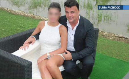 Fata lui Adrian Enache sustine ca agresorul a incercat sa o violeze. Urmele incidentului au ramas pe trupul tinerei