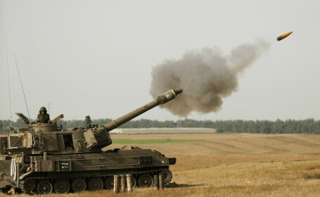 Camere VIDEO montate pe rachetele care ataca Fasia Gaza. Armata israeliana poate lovi o tinta de marimea unei ferestre
