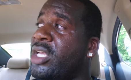 Experimentul unui tata care s-a inchis in masina, la 32 de grade Celsius. \