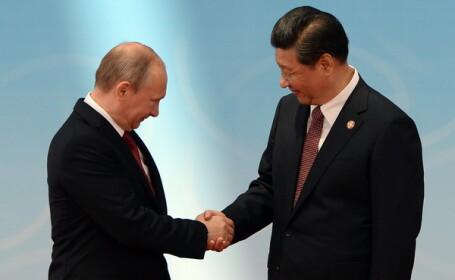 Lovitura data hegemoniei occidentale. Alianta dintre Rusia si China care vrea sa schimbe ordinea mondiala