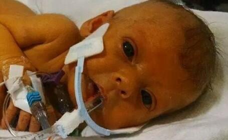 Rugamintea unui tata care si-a dorit o poza cu fetita lui, fara tuburile de spital. Mesajul scris pe o retea sociala