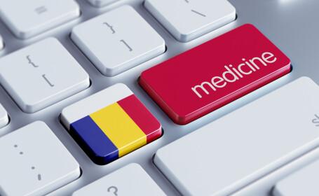 doctori, Romania, tastatura