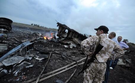 Cine a doborat avionul? Ministerul rus al Apararii: Sistemul de rachete ucrainean era activ in ziua prabusirii aeronavei