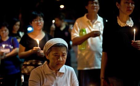 Rude al victimelor din avionul prabusit MH17