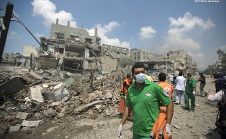 Razboi in Fasia Gaza. Ynetnews: Treisprezece militari israelieni au murit in confruntari