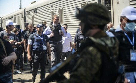 Ucraina acuza \