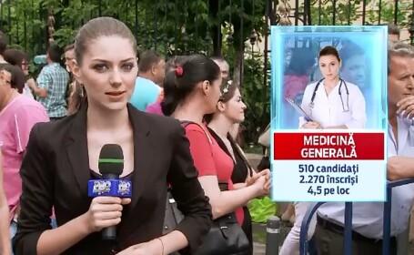 Fabrica de medici pentru UE. Cat pierde Romania in fiecare an, de pe urma absolventilor de Medicina care pleaca din tara