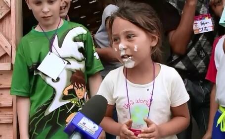 70 de copii sarmani din Iasi au trait cele mai fericite zile, intr-o tabara gratuita organizata de Mitropolia Moldovei