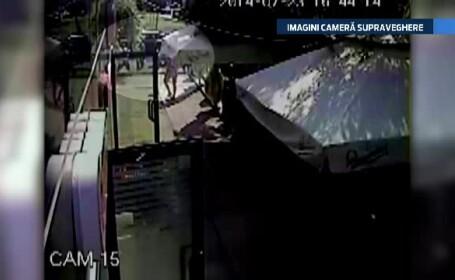 Un tanar din Craiova a fost batut de doi indivizi de etnie roma, sub ochii iubitei. Agresorii au fost lasati liberi