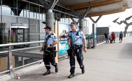 Norvegia, teroristi