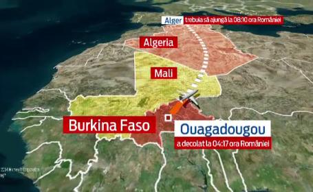 harta Air Algerie
