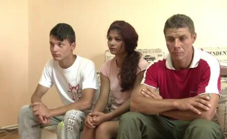 3 tineri romani, sclavi in Italia
