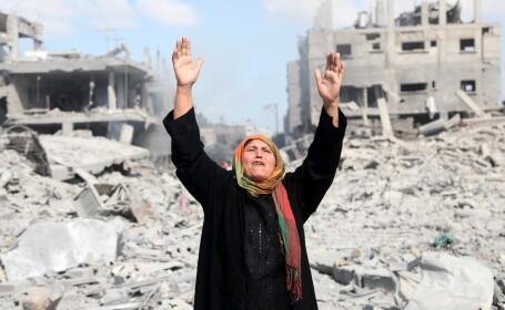 Sfarsitul razboiului din Gaza? Un oficial palestinian a anuntat intrarea in vigoare a unui armistitiu permanent