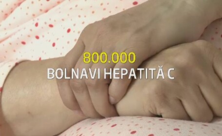 Cele 2 milioane de cazuri de hepatita ar putea baga Romania in FALIMENT. Un roman infectat cu tulpina C costa statul 80.000 €