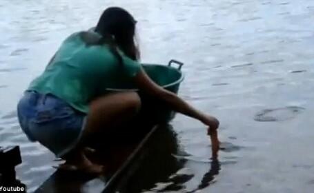 Pescuit piranha