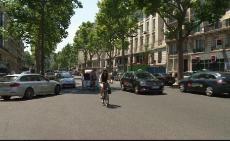 Europa, cuprinsa de cel mai mare val de caldura din ultimii 11 ani. Temperaturile au urcat pana la 44 de grade in Spania