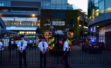 Sute de spectatori evacuati de la Wimbledon, dupa declansarea unei alarme de incendiu. Care ar putea fi cauza evacuarii